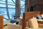A New Business Lounge Has Been Opened at the Tolmachevo Airport