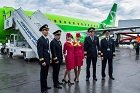 S7 Airlines and Tolmachevo will Develop a Hub in Novosibirsk
