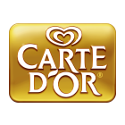 Carte D'or ice cream sales point