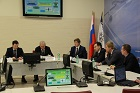 Head of the Federal Customs Service of Russia Visited Novosibirsk Airport