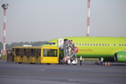 Tolmachevo served over half a millon passengers according to July results